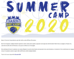 ACADEMY SUMMER CAMP 2020